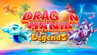 Dragon Mania Legends Disponible Para IOS y ANDROID Gratis