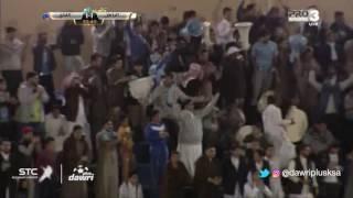 هدف الباطن الأول ضد الفتح (سلطان غنيمان) في الجولة 10 من دوري جميل