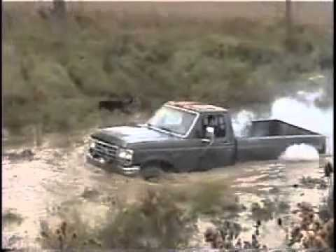 ford f250 diesel mudding