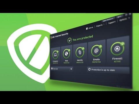 Descargar e Instalar AVG 2014 full en español con licencia hasta el 2018