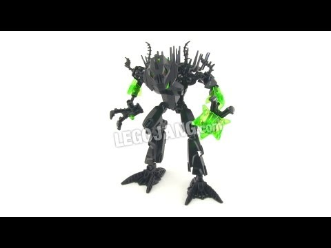 Hero Factory Brain Attack MOC: Tral'naag