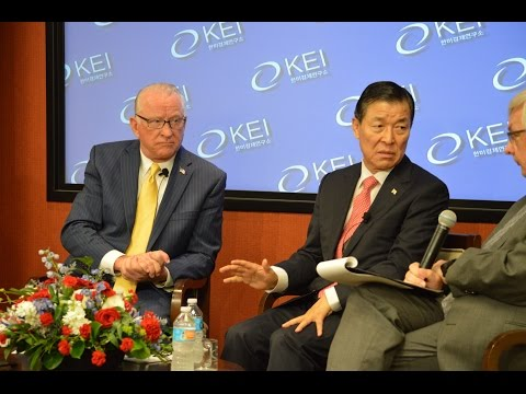 Discussion of the Security Situation  on the Korean Peninsula and in East Asia | July 14, 2016