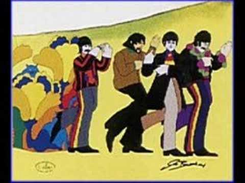 The Beatles - With A Little Help From My Friends Video