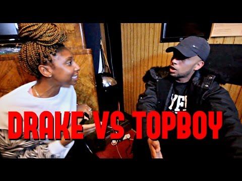 Drake vs Topboy: Can UK Street Culture Influence Global Artists? [DEBATE]
