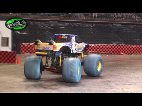 Monster Truck Thunder Slam - Jonesboro, AR 2010