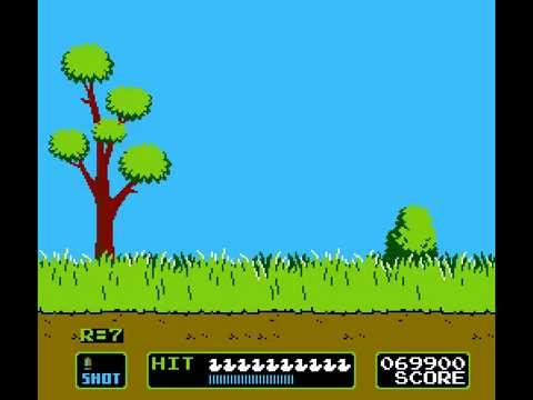NES Longplay [295] Duck Hunt