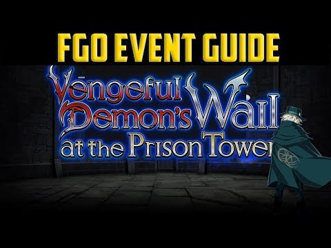 FGO NA Prison Tower Challenge Quests COMPLETE Guide & Tips