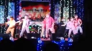 Download Tikatuli & Dhakar Pola Dance - EconDU Day Freshers 2016 3Gp Mp4