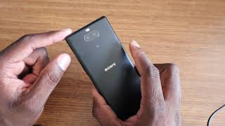 Sony Xperia 10 | 72 hours later