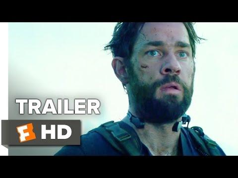 13 Hours: The Secret Soldiers of Benghazi Official Trailer #2 (2016) - John Krasinski Thriller HD