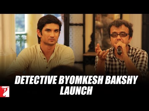 Launch Of Detective Byomkesh Bakshy In Kolkata
