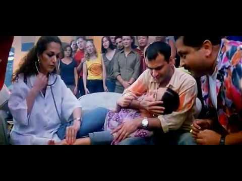 Best Bollywood Song Dil Ne Pukara from Shakti  The Power.flv