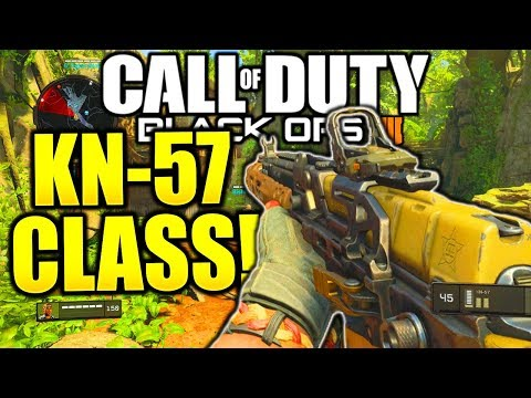 KN-57 BEST CLASS SETUP BLACK OPS 4! COD BO4 BEST CLASS SETUP KN-57 BEST CLASS BO4!