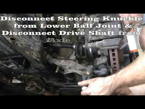 Part 1 (of 10) Remove Engine & Tranny - Rebuild 1994 Toyota Camry Engine & Transmission 5SFE & A140E