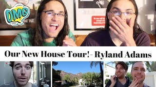 Our New House Tour! - Ryland Adams I Our Reaction // Twin World