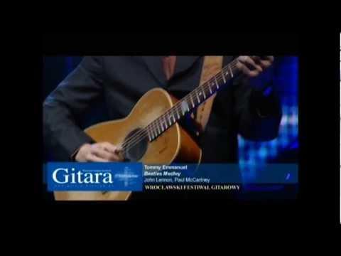 Festival GITARA 2010 | Tommy Emmanuel | Beatles Medley