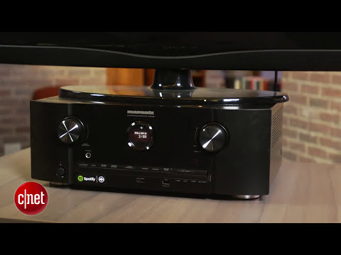 Marantz SR5009 receiver: Stunningly good sound