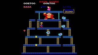 MiSTer (FPGA) Donkey Kong Arcade core (20180418)