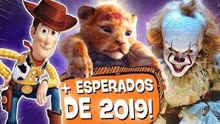 13 Filmes mais ESPERADOS de 2019! 🔥 🍿