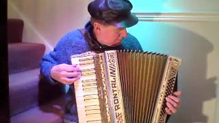 Mi Yeteni Of on a Frontalini Accordion restored by Accordions South West