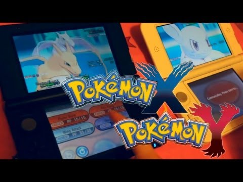 Pokemon X/Y 3DS Multiplayer Review