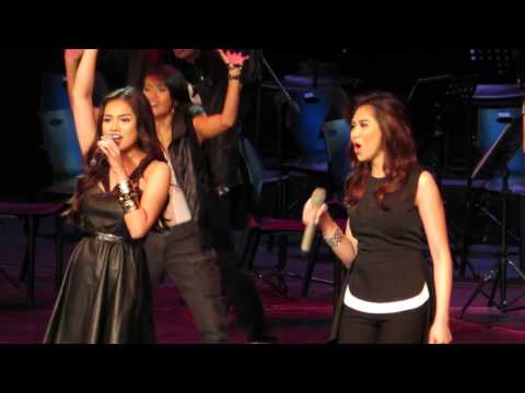Sining Ng Pinoy - Sarah G, Gloc 9 and Denise Barbacena