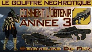 DESTINY - Le Gouffre Nechrotique   Comment L