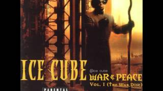 Watch Ice Cube War & Peace video