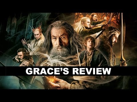 The Hobbit 2 The Desolation of Smaug Movie Review : Beyond The Trailer