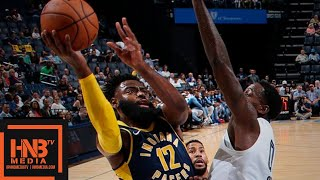 Indiana Pacers vs Memphis Grizzlies Full Game Highlights | 10.06.2018, NBA Preseason