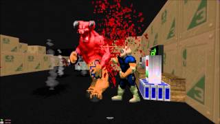 Brutal Rescue for Doom 2 - Trailer v1.0 [HD 1080p]