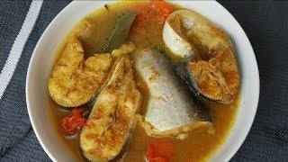 How To Make Fish Pepper Soup / Healing Soup For Cold & Flu