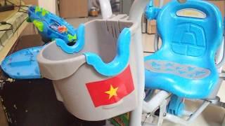 Sửa xe đạp đồ chơi trẻ em phần 1