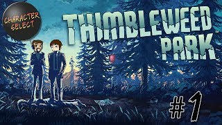 Thimbleweed Park Part 1 - Mystery, With a Side of Murder - CharacterSelect