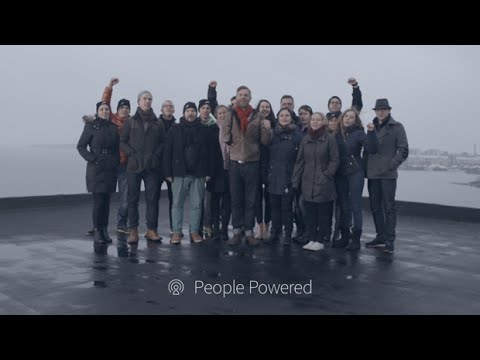 Jolla Tablet. We Make It. You Make It Yours. video