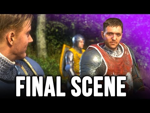 Kingdom Come Deliverance but it is not the ENDING!