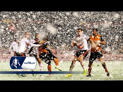 Wolves 3-3 (3-5 Pen) Fulham (Replay) - 2014/15 FA Cup (R3) | Goals & Highlights