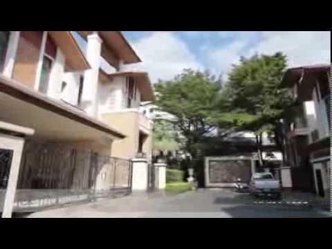 HOUSE FOR RENT IN BANGKOK – SUKHUMVIT / PRAKHANONG BTS.