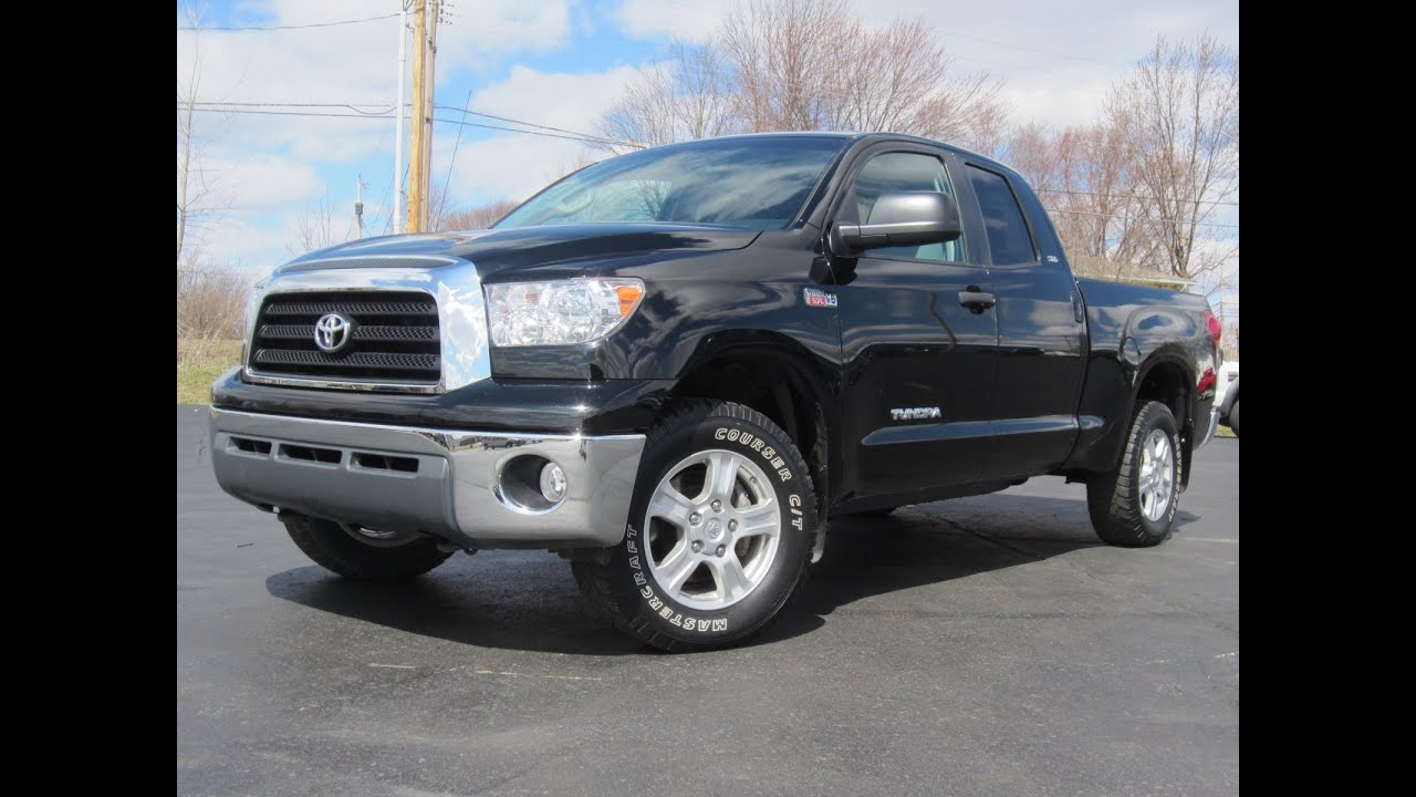 Toyota Tundra Extended Cab Long Bed