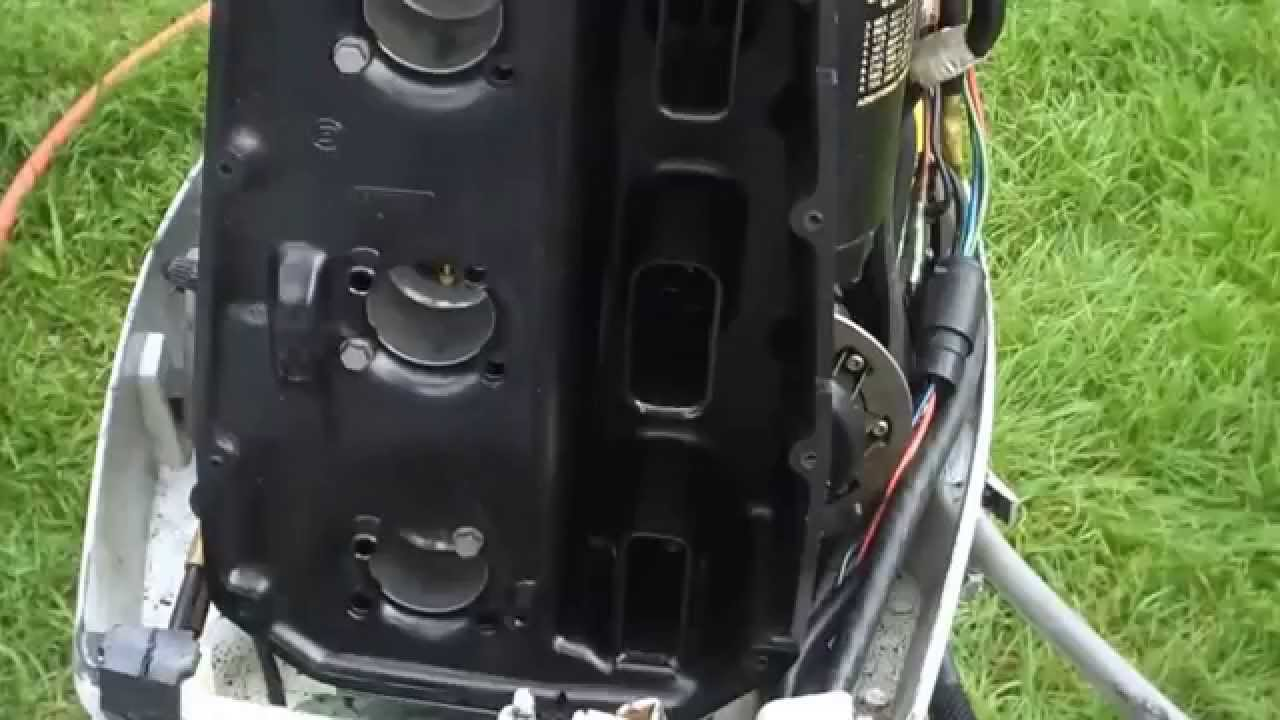 Maxresdefault on Johnson Outboard Wiring Diagram