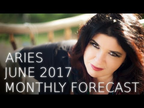 Aries Monthly Astrology Forecast June 2017