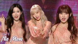[HOT] UNI.T - No More , 유니티 - 넘어 Show Music core 20180526