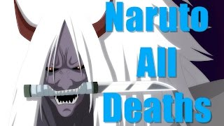 All Death Characters In Naruto