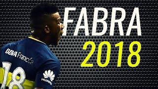 Frank Fabra • 2018 • Boca Juniors • Best Skills, Runs & Goal • HD