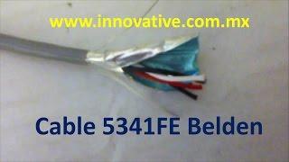 Cable 5341FE Belden