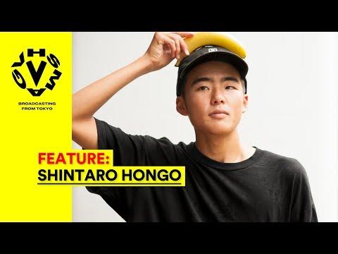 [FEATURE] SHINTARO HONGO