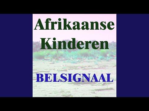 Afrikaanse kinderen belsignaal