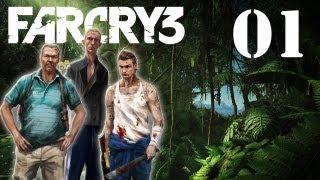 Let's Play Together Farcry 3 - Ausflug ins Grüne #001