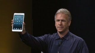 iPad Mini Release Date Arrives, 2012_ Apple Unveils Price, Size, Other Features at Event