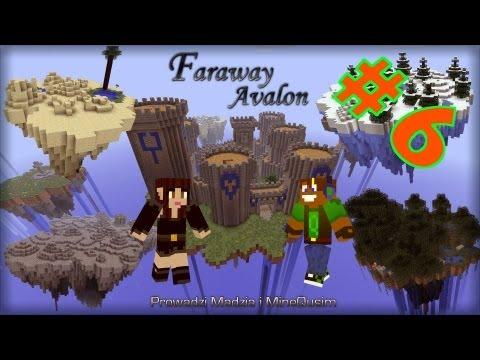 Faraway Avalon #06 | Fabryka Blaze'ów | MineQusim & Madzik89